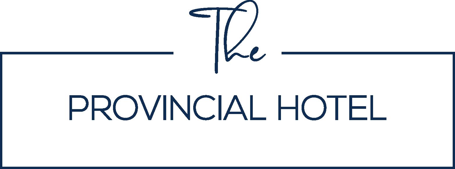 The Provincial Hotel Logo